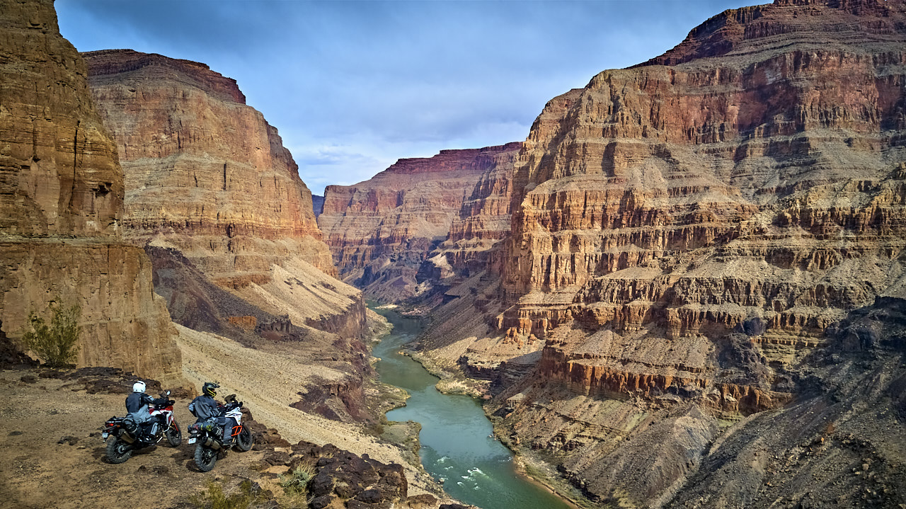 moto trails usa utah tenere
