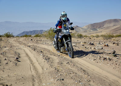 Spirit of Dakar california moto trails usa
