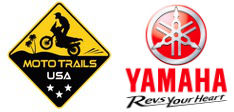 Moto Trails USA Yamaha Tenere 700 off-road rides in the USA
