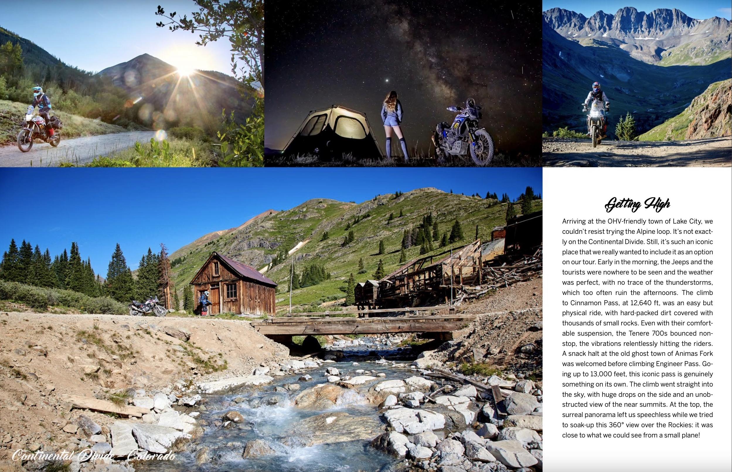 Upshift Magazine issue #50 Colorado full story