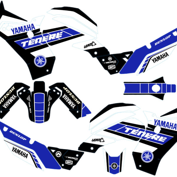Graphic Kit Yamaha Tenere 700