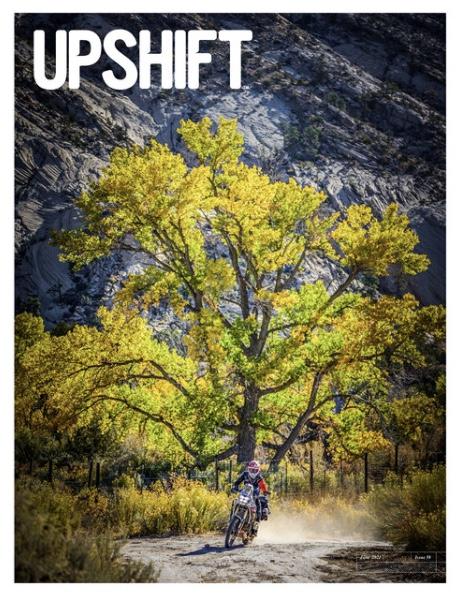 Upshift Magazine issue #50